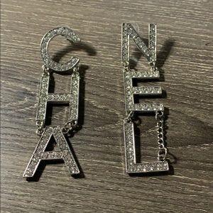 CHANEL Earrings!